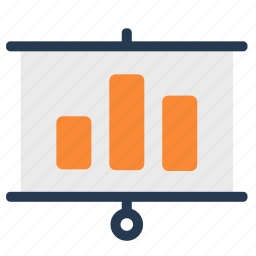 chart, finance, graph, statistics icon