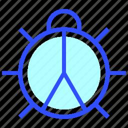 bug, business, company, engine, internet, optimization, startup icon
