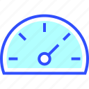 business, company, engine, internet, optimization, speedometer, startup icon