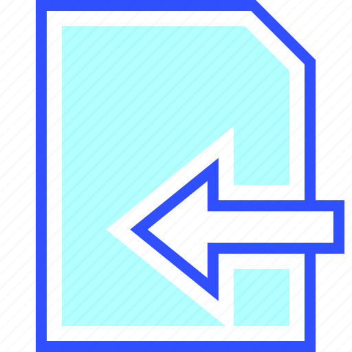 business, company, data, import, internet, startup icon