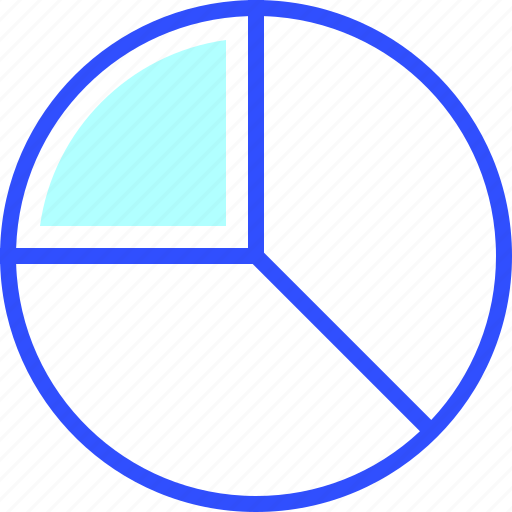business, chart, company, internet, optimization, pie, startup icon