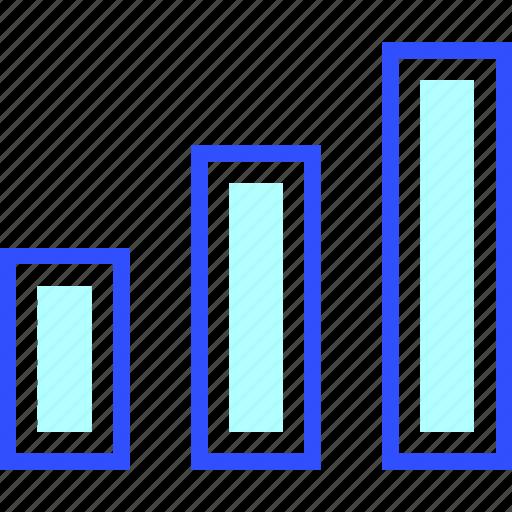 bar, business, chart, company, internet, optimization, startup icon