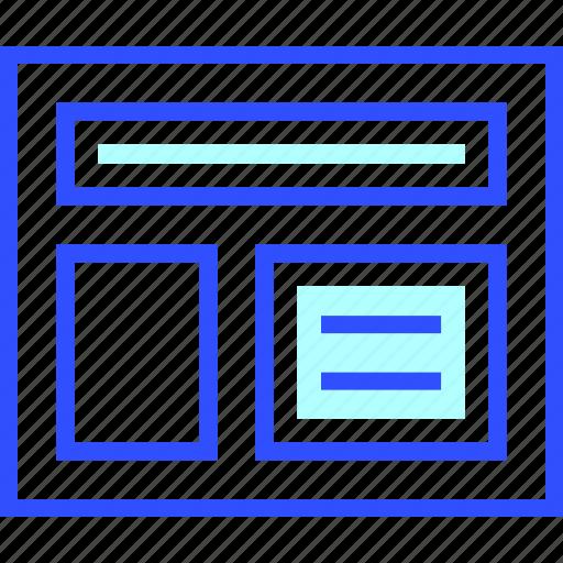 blog, business, company, engine, internet, optimization, startup icon