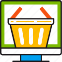 cart, e-commerce, online, shop, shopping, solution, store icon