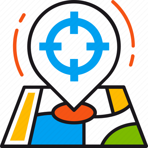 local, location, marketing, navigation, place, search, seo icon