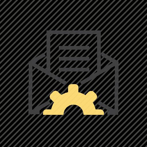 e, mail, marketing, optimization, seo icon