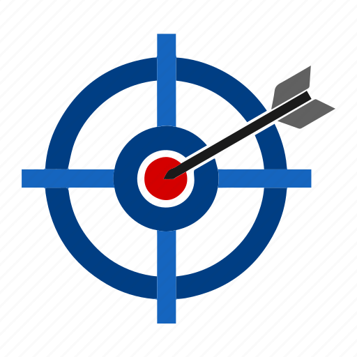 business, goal, internet, marketing, seo, success, target icon