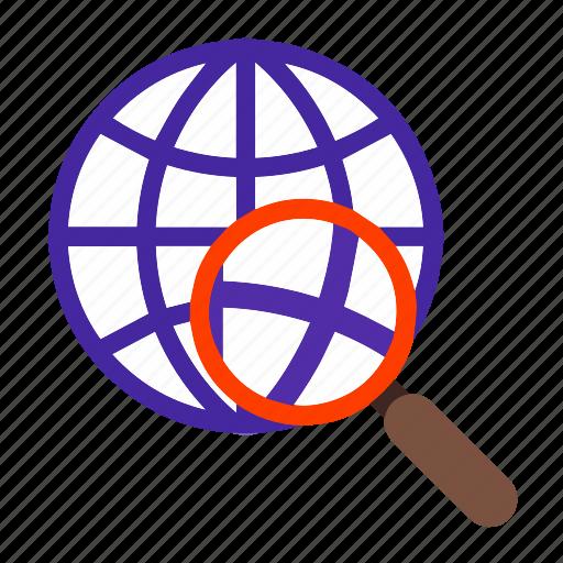 business, explore, finance, internet, marketing, search, seo icon