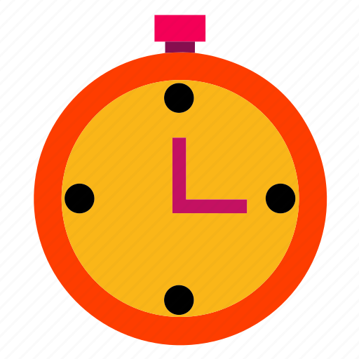alarm, calendar, date, event, stopwatch, time, watch icon