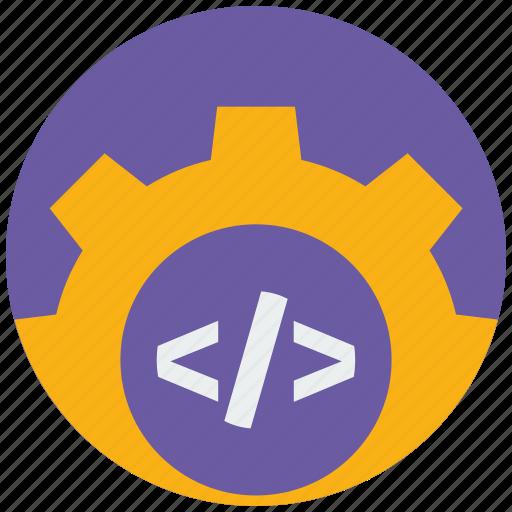 code, development, mobile marketing, optimization, programming, seo, web design icon