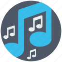 audio, find, media, multimedia, music, search, sound icon