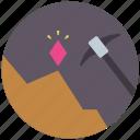 building, construction, equipment, hard, job, work, working icon