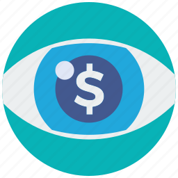bank, cash, dollar, financial, money, payment, see icon