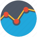 analysis, analytic, analytics, diagram, graph, report, seo icon