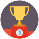 achievement, award, business, medal, prize, seo, winner icon