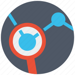 analytics, business, finance, graph, seo, service, statistics icon