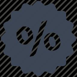 discount, e-commerce, finance, healthcare, illustration, seo icon