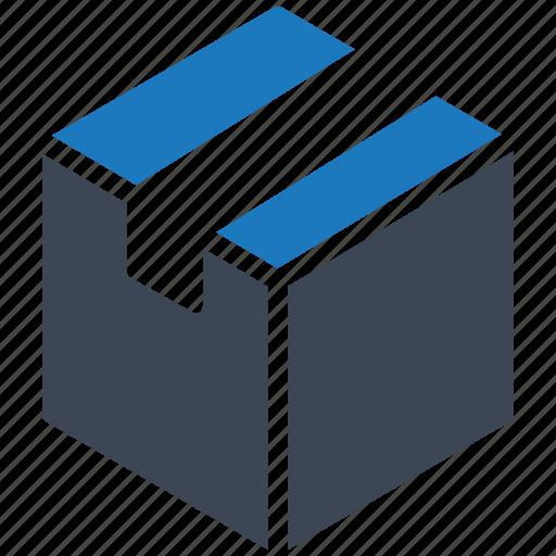 box, e-commerce, finance, healthcare, illustration, seo icon