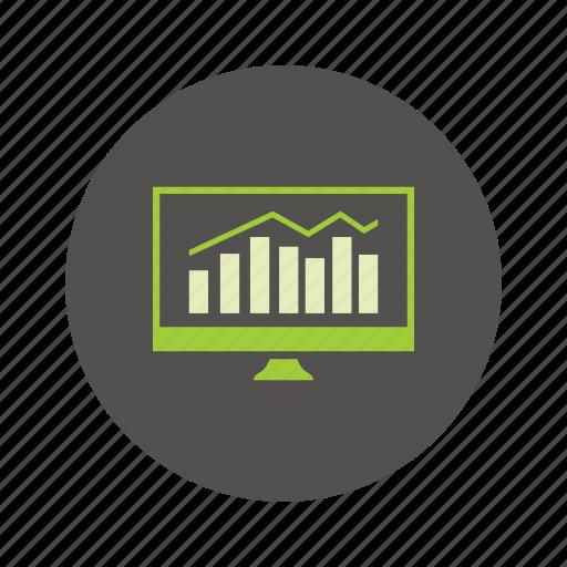 analityc, seo, services icon