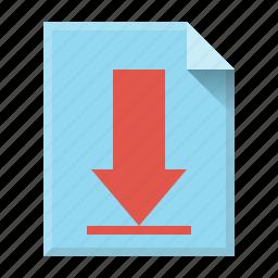 folio, inner page, landing, landing page, page, seo, sheet icon