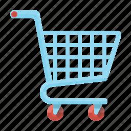 buy, e-commerce, market, marketing, sale, shop, trolley icon