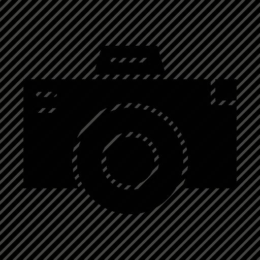 camera, photography, picture, record icon
