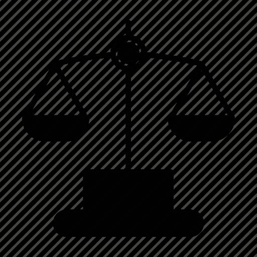 judge, justice, law, legal icon