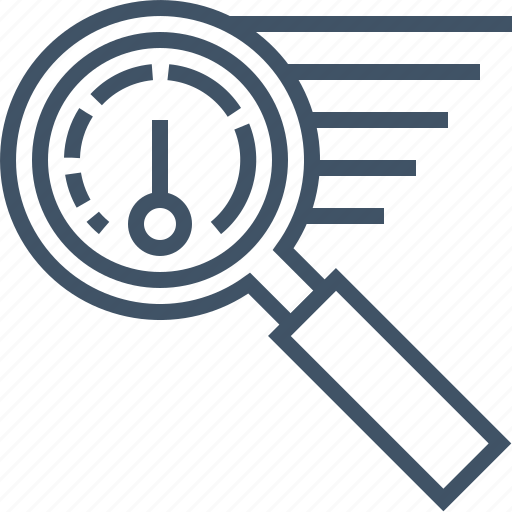 find, internet, optimization, search, seo, speed, website icon