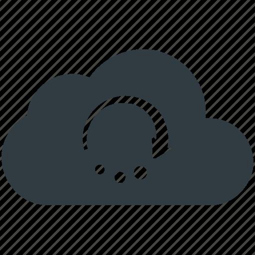 cloud, cloud loading, cloud reloading, cloud updating, cloud uploading, loading icon