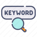 keyword, find, search, seo