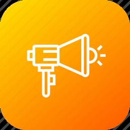 advertisement, advertising, announcement, loud, seo tool, speaker icon