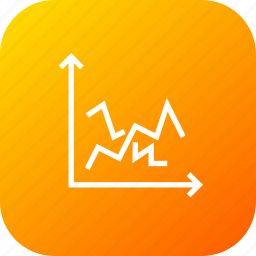 analysis, chart, graph, measure, measurement, performance, statics icon