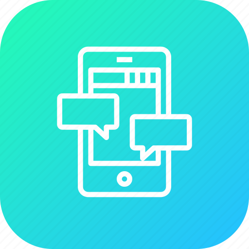 chat, chatting, communication, message, mobile, seo, tool icon