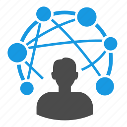 analytics, browser, communication, connection, globalization, optimization, person, seo, structure icon