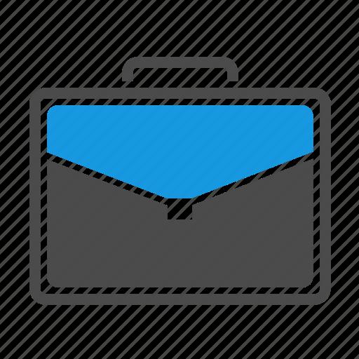bag, briefcase, business, luggage, portfolio, seo, suitcase icon