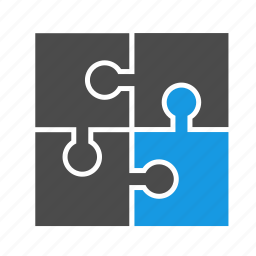 brainstorm, business, business solutions, components, creative, puzzle, solution, strategy icon