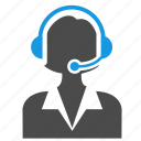 assistant, call, chat, communication, consulting, headset, help, information, support icon