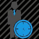 businessman, seo, time management, clock, human, man, watch