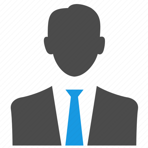 applicant, avatar, bookkeeper, boss, businessman, person, seo, suit, support, tie icon