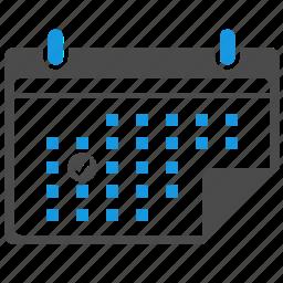 business, calendar, date, deadline, estimate, event, organizer, schedule, seo icon