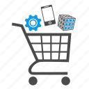 cart, marketing, application, e-commerce, seo, webshop, online
