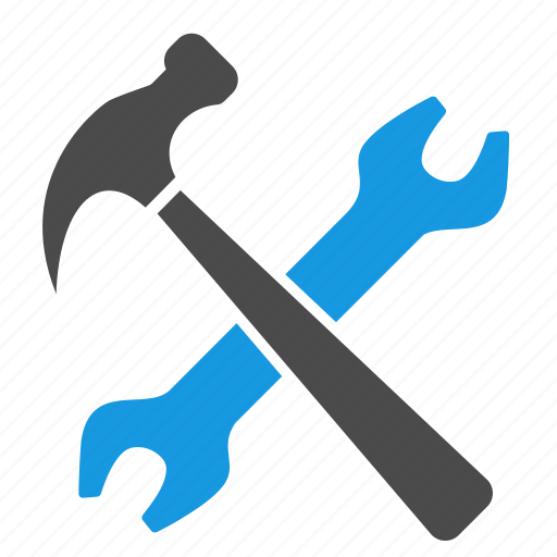 configuration, hammer, preferences, repair, seo, settings, support, tools, wrench icon