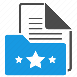archive, bookmark, content, documents, favourite, files, folder, organizer icon