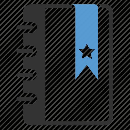 address, blogging, bookmark, education, favorite, favorites, reading icon