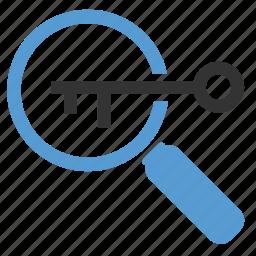 audit, find, generator, keyword engine, marketing, research, seo icon