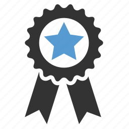 achievement, award, badge, excellent, favorite, quality, top seller icon
