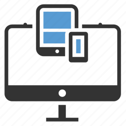 design, development, devices, landing, responsive, site, web page icon