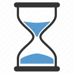 clock, efficiency, hourglass, loading, sandwatch, schedule, time icon