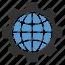network, settings, worldwide