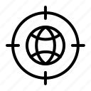 target, internet, seo, goal